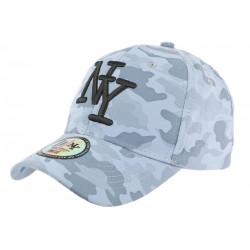 Casquette Enfant Militaire Bleue Armée Baseball Kyska 7 a 12 ans Casquette Enfant Hip Hop Honour