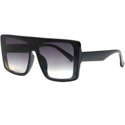 Grosses lunettes de soleil Noires Fashion et Design Kraw LUNETTES SOLEIL Eye Wear