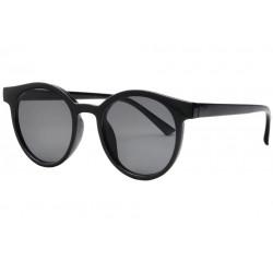 Lunettes de soleil Rondes Noires Retro Chic Fegy LUNETTES SOLEIL Eye Wear
