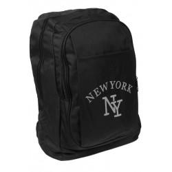 Sac a Dos NY Noir Streetwear Confort et Leger New York Colbya Sac à Dos Hip Hop Honour
