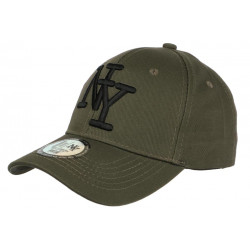 Casquette NY Verte Fashion Visiere Baseball Sticker Original Stazky CASQUETTES Hip Hop Honour