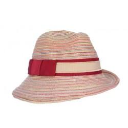 Nyls création chapeau de paille Nairn naturel