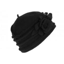 Beret Chapeau Laine Femme Noir Tendance Bonnet Toque Hiver Vella CHAPEAUX Léon montane