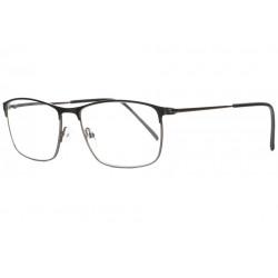 Grandes lunettes de Lecture Metal Noir Mat Legeres Slim Gymo Lunettes Loupes Proloupe