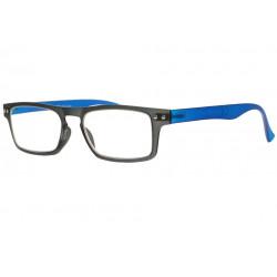 Fines lunettes de Lecture bleues et grises flexibles Daqy Lunettes Loupes Proloupe