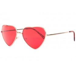 Lunettes de Soleil Coeur Rouges Originales Lovely LUNETTES SOLEIL Eye Wear