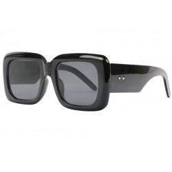 Grosses Lunettes Soleil Femme Noires Design Masque Saby LUNETTES SOLEIL Eye Wear