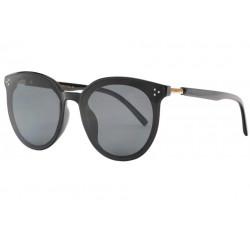 Grandes Lunettes Soleil Femme Noires Design Chic Nolly LUNETTES SOLEIL Eye Wear