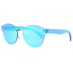 Lunettes de Soleil Miroir Bleu Rondes Originales Fashion Kast LUNETTES SOLEIL SOLEYL