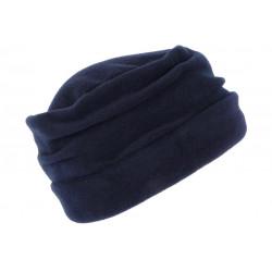 Bonnet Beret Femme Bleu Toque Polaire Déperlante Marine Hiver Ylsa CHAPEAUX Léon montane