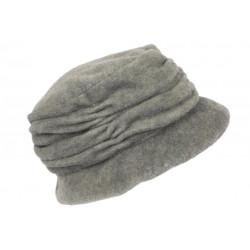 Beret Bonnet Femme Gris Chapeau Polaire Déperlante Mode Hiver Lylya CHAPEAUX Léon montane