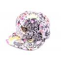 Casquette Snapback NY Leopard enfant à partir de 8 ans