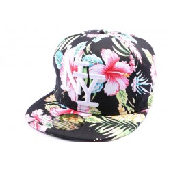 Casquette Snapback NY version Florale ANCIENNES COLLECTIONS divers