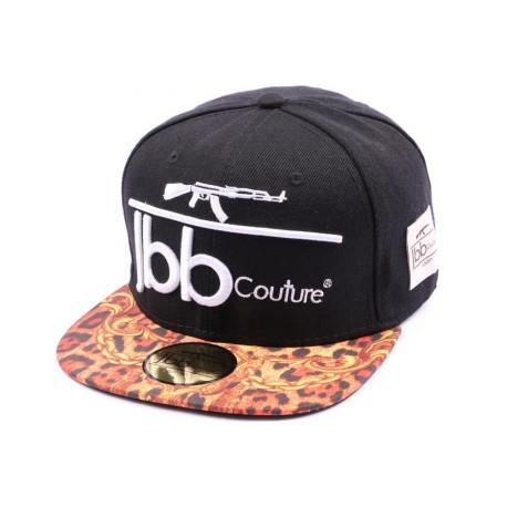 Casquette Snapback JBB Couture Kalash Panthère