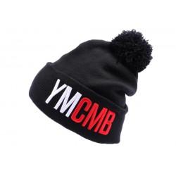 Bonnet YMCMB Noir avec pompon ANCIENNES COLLECTIONS divers