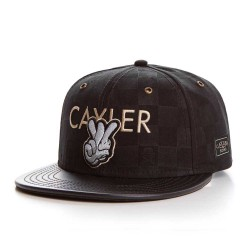 Snapback Cayler & Sons Checkers noire