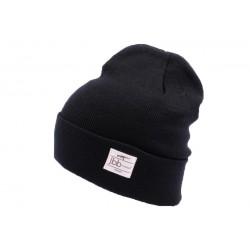 Bonnet JBB Couture Noir avec revers ANCIENNES COLLECTIONS divers