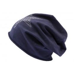 Bonnet JBB Couture Oversize Bleu avec étoile ANCIENNES COLLECTIONS divers