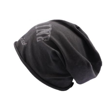 Bonnet Oversize JBB Couture Noir Cocaine & Caviar