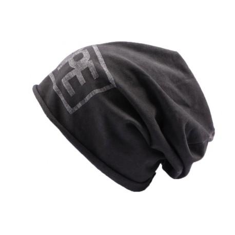 Bonnet Oversize JBB Couture Dope Noir BONNETS JBB COUTURE