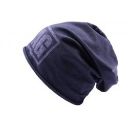 Bonnet Oversize JBB Couture Swag Bleu BONNETS Nyls Création