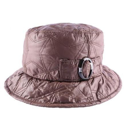 Chapeau de pluie Femme Gloria Marron