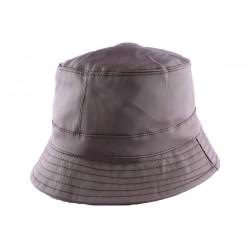 Chapeau de pluie mixte Earth Marron