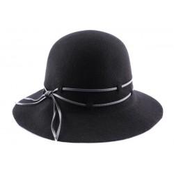 Chapeau Feutre Tricia Noir