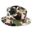 Bob Ny en tissu camouflage
