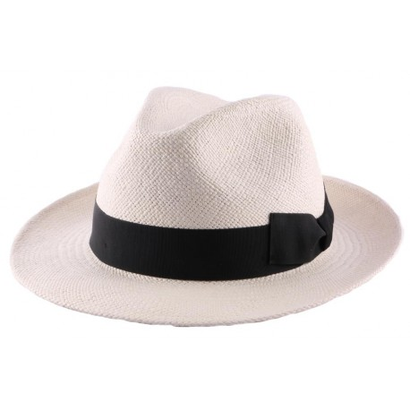 Chapeau Panama Oscar coloris Ecru