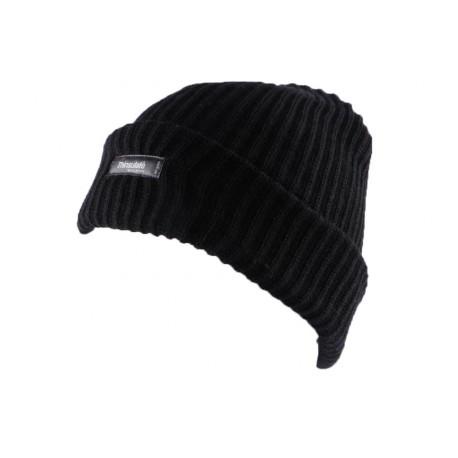 Bonnet Noir en Thinsulate