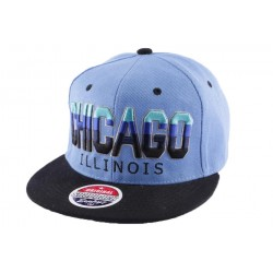 Snapback Chicago Illinois CASQUETTES Hip Hop Honour