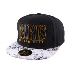 Snapback Hip Hop modèle Paris CASQUETTES Hip Hop Honour