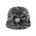 Casquette 5 panel Cayler and sons Camouflage fleuri