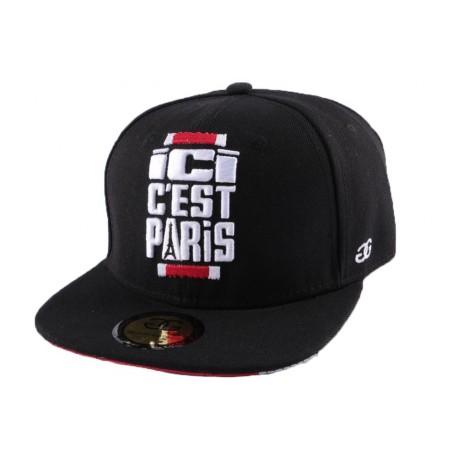 Snapback Coke Boys Noire Paris