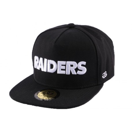 Snapback Coke Boys Raiders Noire