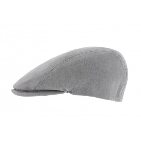 Casquette Herman Headwear uni Grise