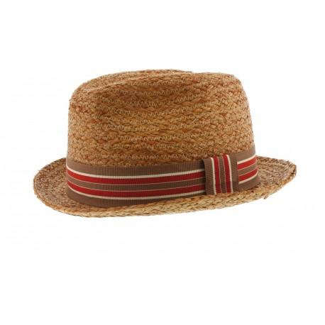 Chapeau paille Herman headwear Naturel