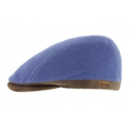 Casquette Clément Herman Headwear Bleu