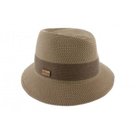 Chapeau Paille Koro Beige Herman Headwear