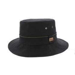 Chapeau pluie Rain Adamo Noir Herman Headwear