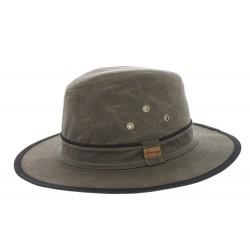 Chapeau pluie Rain Ernesto Taupe Herman Headwear