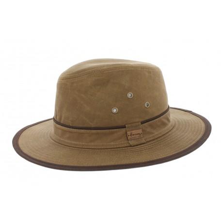 Chapeau pluie Rain Ernesto Beige Herman Headwear