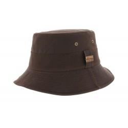 Chapeau pluie Rain Tamaho Marron Herman Headwear
