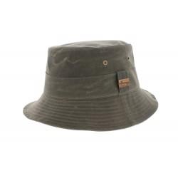 Chapeau pluie Rain tamaho Taupe Herman Headwear