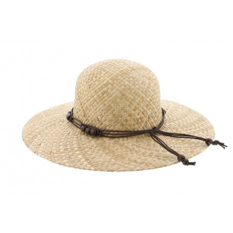 Chapeau Paille Clara Naturel Herman Headwear