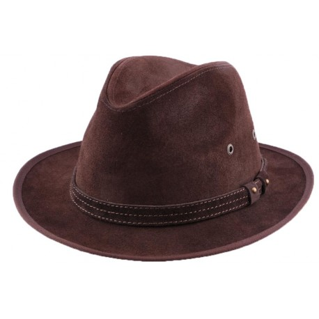Cuir Outback marron