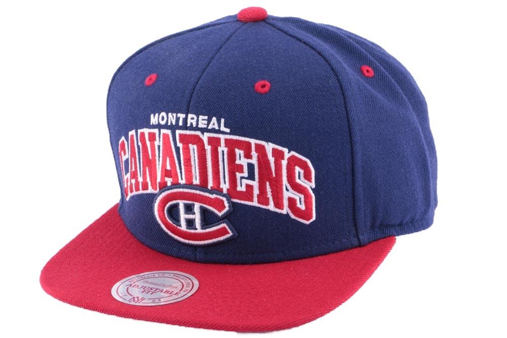 Casquette Montreal Canadiens Chapellerie Hatshowroom
