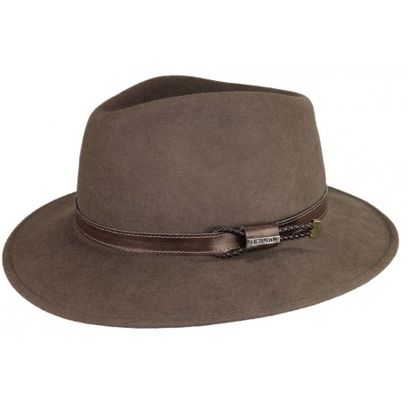 Chapeau feutre Mackinsley Taupe
