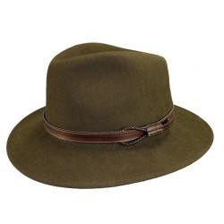 Chapeau feutre Mackinsley Kaki